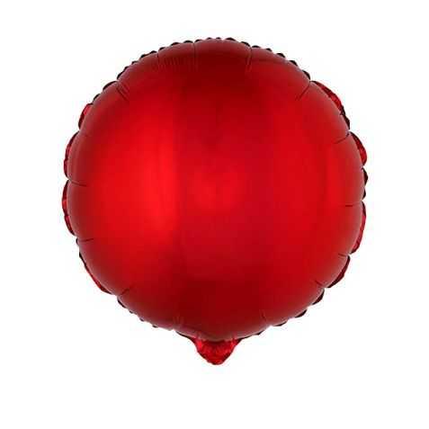 Ballon hélium rond