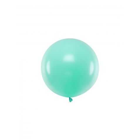 Ballon latex couleur menthe