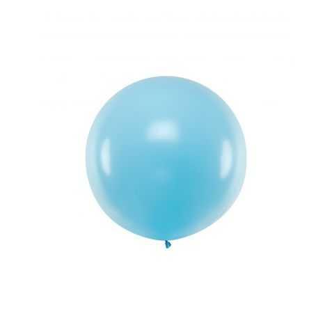 Ballon 1m bleu