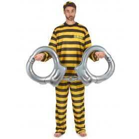 Menottes de prisonnier