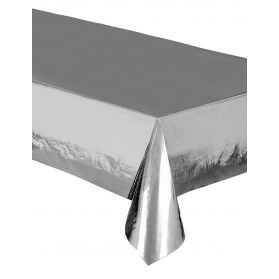 Nappe rectangulaire métallisée