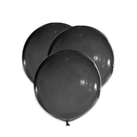 5 ballons géants ronds