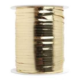 Ruban papier cadeau métallisé