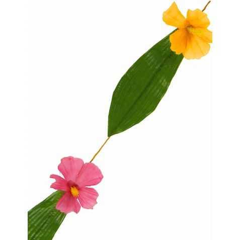 Guirlande Fleurs Hawaï