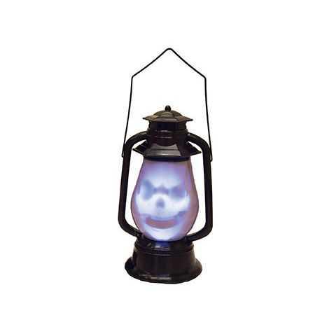 Lanterne halloween lumineuse et sonore
