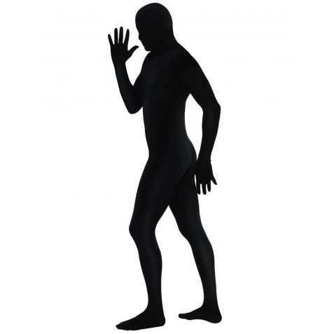 Combinaison Morphsuit noire