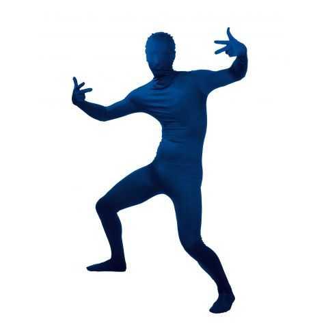 Combinaison Morphsuit bleu foncé