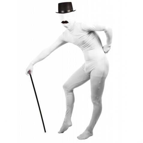 Combinaison Morphsuit blanche