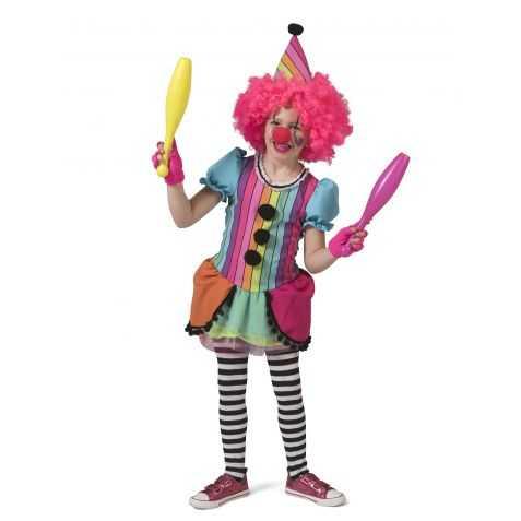 Deguisement fille Clown
