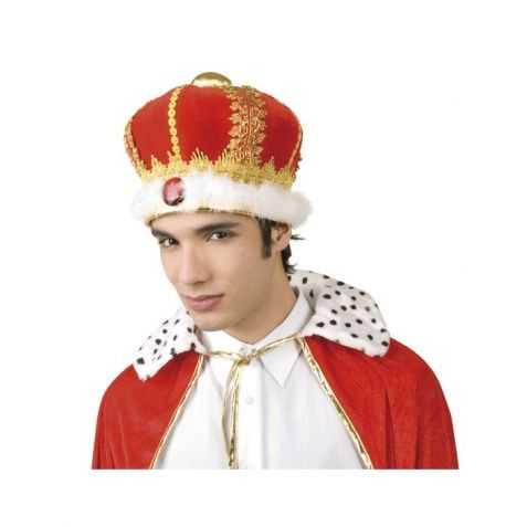 Coiffe Couronne de Roi
