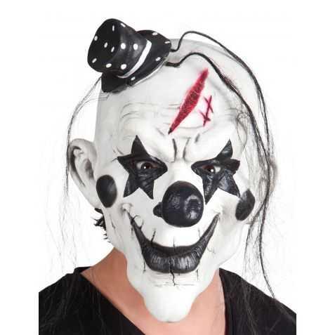 Masque de Clown démoniaque