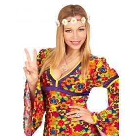 Bandeau Hippie des Années Woodstock