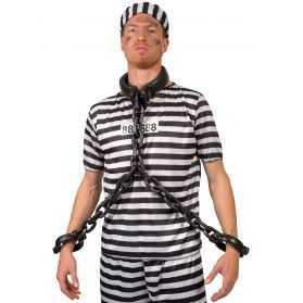 Chaîne pour se déguiser en détenu