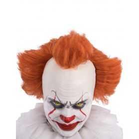 Perruque Clown qui fait peur