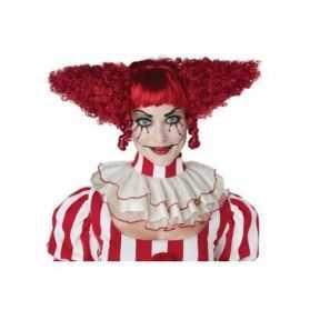 Perruque Clown femme