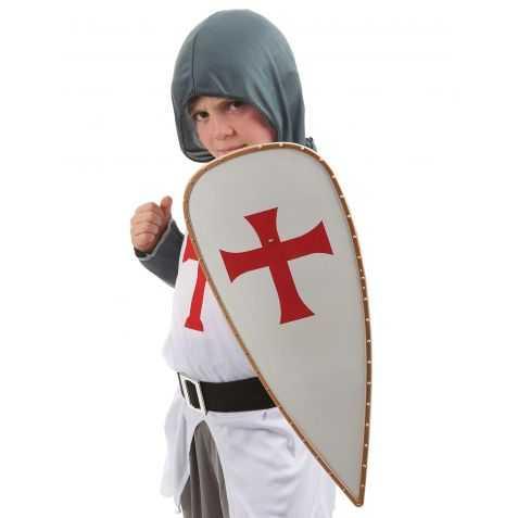 Bouclier médiéval enfant
