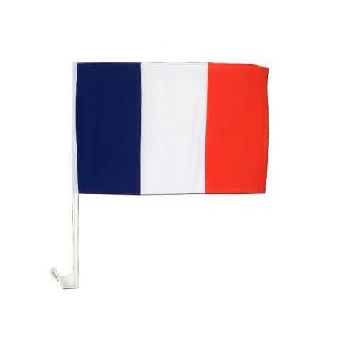 Drapeau Français pour Voiture pas cher