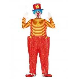Grande salopette pour se déguiser en clown