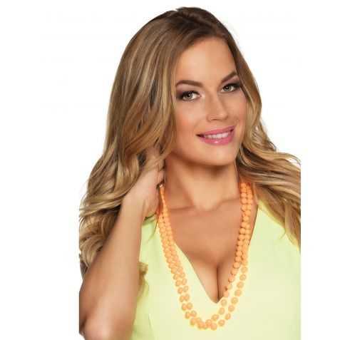 Collier double rangées de Perles