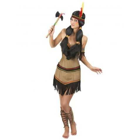 Déguisement Sioux adulte