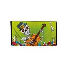 Bannière Jour de la Fête des Morts