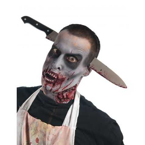Accessoire Couteau dans la tête