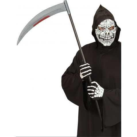 Fausse Faux de la Mort qui coupe mortel