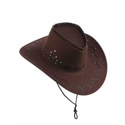 Chapeau de Texan avec couture