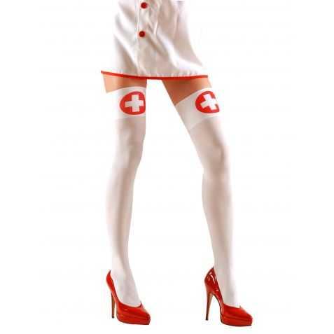bas déguisement infirmière