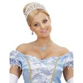 Couronne de Princesse avec des perles