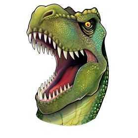 Décoration tête de Dinosaure