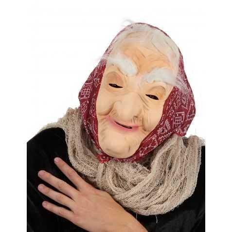 Masque déguisement Sorcière adulte