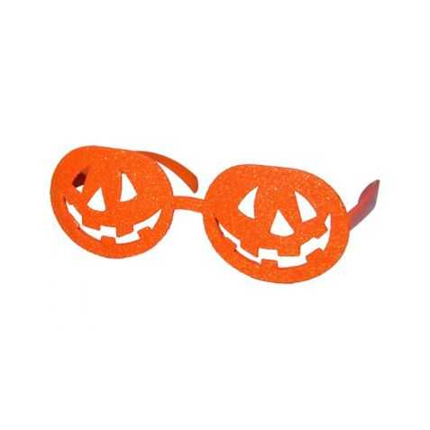 Lunettes halloween Citrouille