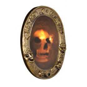 Faux miroir effrayant et sonore