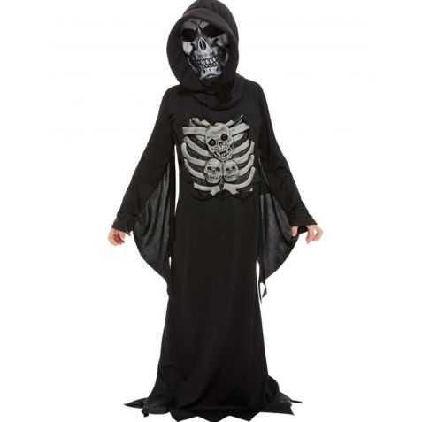 Costume de Faucheur de la Mort enfant