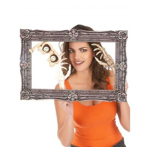 Cadre photobooth Halloween