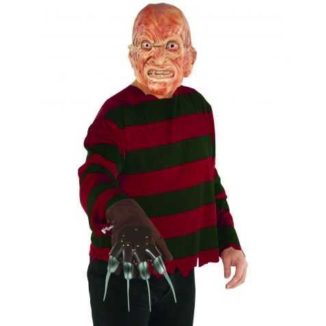 Kit déguisement Freddy Krueger