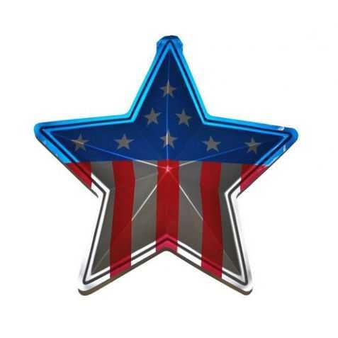 décoration USA pour anniversaire