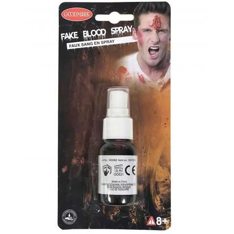 Bombe spray faux Sang pour la peau