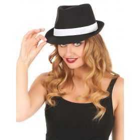 Chapeau Dress code de soirée