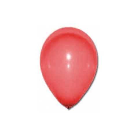 12 Ballons gonflables de couleur unie