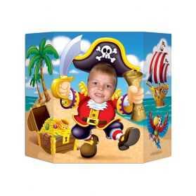 Décor Géant pour photo thème Pirates