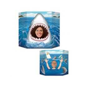 déco pour soirée thème les dents de la mer