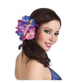Grande fleur Tahiti à mettre dans les cheveux