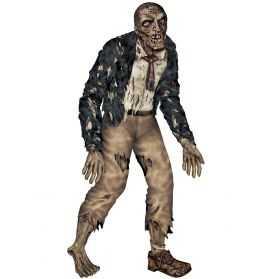 décoration soirée zombie