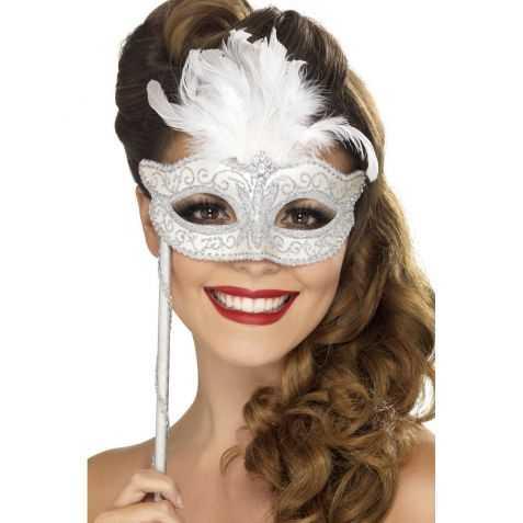 Masque Vénitien avec manche