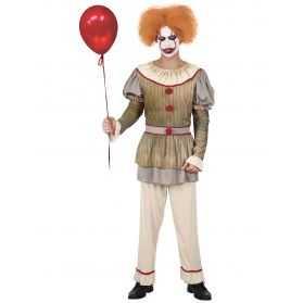 Costume de Clown machiavélique
