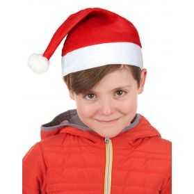 Bonnet de Père Noel Enfant 1er prix