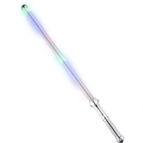 Epée de combat lumineuse multicolore
