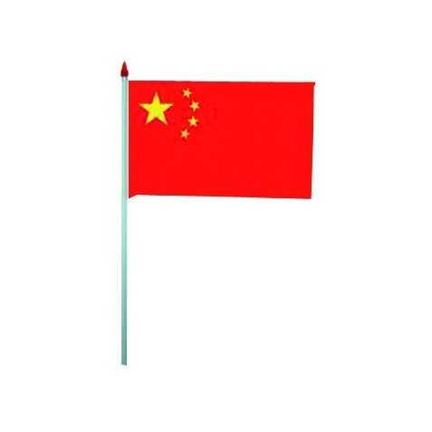 Drapeau Chine à agiter